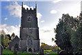 SX4061 : St Mary's church - Botusfleming by Mick Lobb