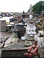 SJ9171 : Reclamation yard, Moss Lane, Macclesfield by Robin Stott