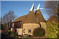 TQ8947 : Hollis Oast, Star and Garter Road, Egerton, Kent by Oast House Archive