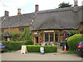 SP3929 : The Cottage Store, Great Tew, Oxon by nick macneill