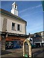 SX5456 : Arch, Plympton by Derek Harper