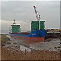 TA0623 : Old Ferry Wharf, Barrow Haven : Week 50