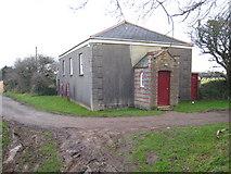 SW7643 : Billy Bray's 'Three Eyes' Chapel by Rod Allday
