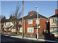 SJ9301 : Council Housing - Chesterton Road by John M