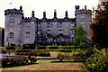 S5055 : Kilkenny Castle - Front view to southeast from gardens by Joseph Mischyshyn