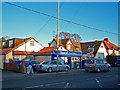 SU7770 : Corner shop, Winnersh by Richard Dorrell