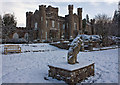 NY8013 : Augill Castle, Brough, Cumbria by Bob Harvey