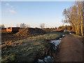 TL5972 : Cherrytree Lane by Hugh Venables
