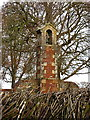 H6016 : Bell tower of the original Dartrey stables built in 1730 by D Gore