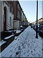 J3372 : Snow on University Street by Rossographer