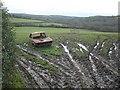 SW9864 : Field near Lanjew by Derek Harper