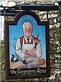 ST6162 : Sign for the Carpenters Arms by Maigheach-gheal