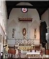 TQ2987 : St Augustine, Archway Road, Highgate, London N6 - Chancel by John Salmon