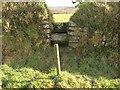 SX0461 : Stone stile, Trevillyn by Derek Harper