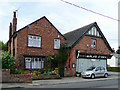 SJ6153 : Burland village stores - closed, Cheshire by Roger  Kidd