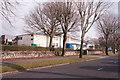 SX5056 : Plym View School, Efford - Plymouth by Mick Lobb