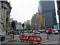 TQ3381 : Junction of Threadneedle Street and Bishopsgate, London EC2 by Christine Matthews