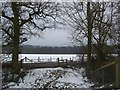 TQ8132 : Gate and footpath junction on the High Weald Lansdscape Walk by David Anstiss