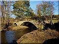 SK1746 : Crossing the Henmore, Ashbourne : Week 7