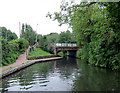SP0879 : Yardley Wood Road Bridge near Warstock, Birmingham by Roger  Kidd