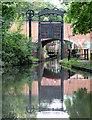 SP0579 : King's Norton Stop Lock, Birmingham by Roger  Kidd