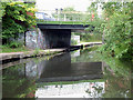 SP0482 : Bridge No 80 near Selly Oak, Birmingham by Roger  Kidd