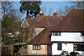 TQ8652 : Oast House at Polhill, Polhill Lane, Harrietsham, Kent by Oast House Archive