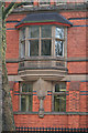 SK5639 : Oriel window on Castle Court by David Lally