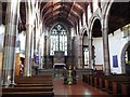 NZ2364 : Interior of St Matthew's, Big Lamp, Newcastle : Week 9