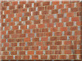TQ4427 : Rat Trap Brick Bond by Oast House Archive