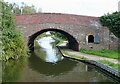 SP1592 : Minworth Green Bridge, Birmingham by Roger  Kidd