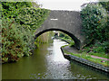 SP1592 : Dicken's Bridge, Minworth, Birmingham by Roger  Kidd