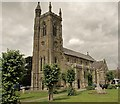 ST8622 : Shaftesbury: Holy Trinity Church by Eugene Birchall