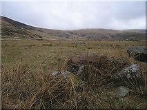SH6420 : Diffwys ridge in cloud by Rudi Winter