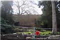 TQ7552 : Remains of Oast House adjacent Wool House, High Banks, Loose, Kent by Oast House Archive