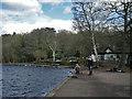 SP1097 : Having fun at Bracebridge Pool by Row17