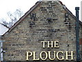 TL5183 : Gable end of the Plough public house by Michael Trolove