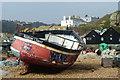 "TQ8209 : ""Rainbow Chaser"", Hastings, Sussex : Week 12"