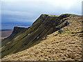 NG4757 : The north ridge of Baca Ruadh : Week 12
