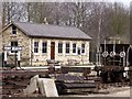 TL1597 : Ferry Meadows Station, Nene Valley Railway by Paul Shreeve