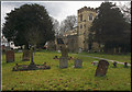 SP8431 : St Faith's Church, Newton Longville by Cameraman