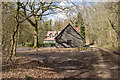SU5819 : North Lodge, Hazel Holt : Week 14