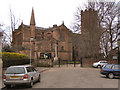 SD8103 : Parish Church of St Mary, Prestwich by David Dixon