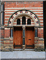SK7953 : Violin School doorway by David Lally