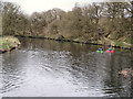 SD7913 : River Irwell by David Dixon