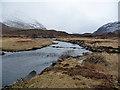 NG8454 : River Balgy by John Allan