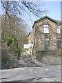 SE1039 : Ireland Terrace - Harden Road by Betty Longbottom