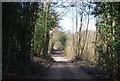 TQ7536 : High Weald Landscape Trail by N Chadwick