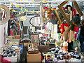 TQ3381 : Spitalfields Sunday Market 2 : Week 15