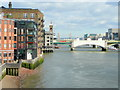 TQ3280 : North bank of the Thames : Week 15